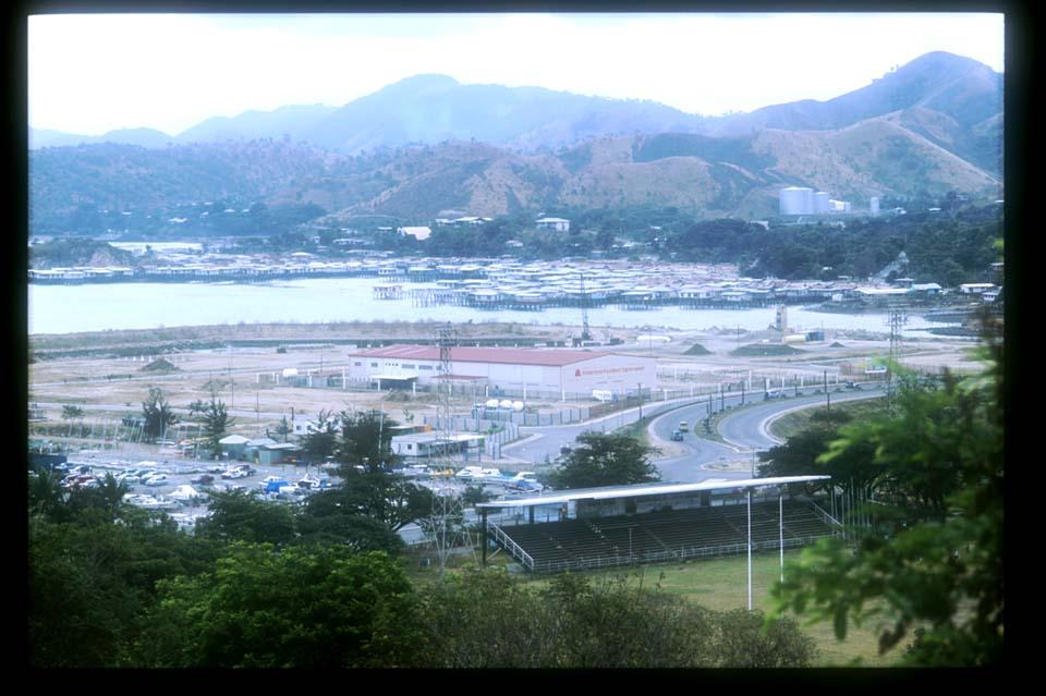 パプアニューギニア(1)